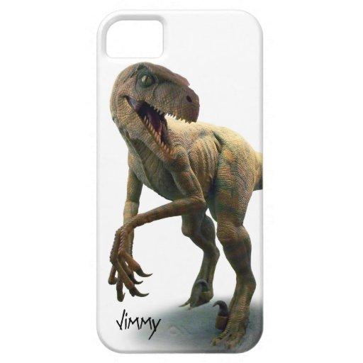 Velociraptor iPhone 5 Phone Case iPhone 5 Covers