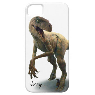 Velociraptor iPhone 5 Phone Case Barely There iPhone 5 Case