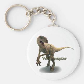 Velociraptor Key Ring