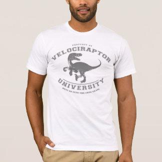 Velociraptor University T-Shirt