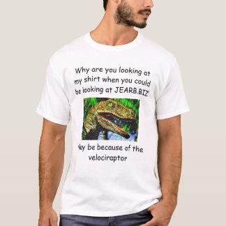 Velociraptors are Sweet T-Shirt