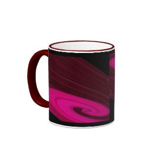 Velvet Abstract Mug