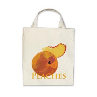 Velvety Peaches Bags
