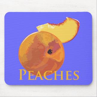 Velvety Peaches Mouse Mat