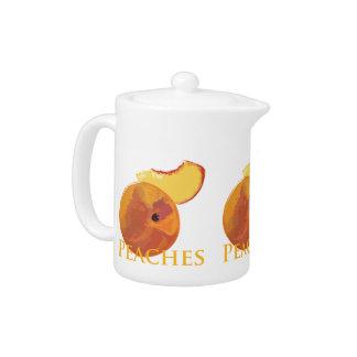 Velvety Peaches