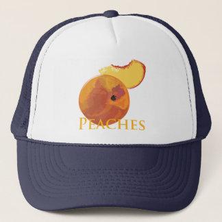 Velvety Peaches Trucker Hat