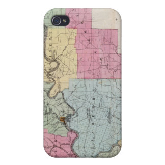 Venango Co, Pa Cover For iPhone 4