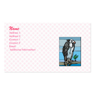Venda Vulture Pack Of Standard Business Cards