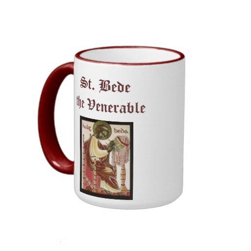 VENERABLE Bede* Mug