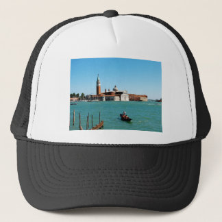 Venetian Blue Trucker Hat