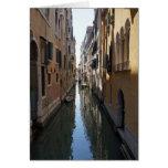 Venetian Canal - 3 Card