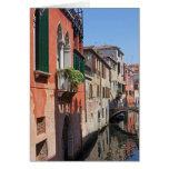 Venetian Canal Cards