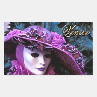 Venetian Carnival Sticker