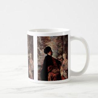 Venetian Festival (Fêtes Vénitienne) Detail Mug