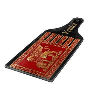 Venetian Flag Cutting Boards