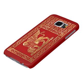Venetian Flag Samsung Galaxy S6 Cases