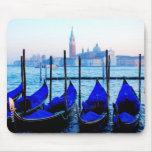 Venetian Gondolas Mousepad