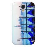 Venetian Gondolas Samsung Galaxy S4 Cases