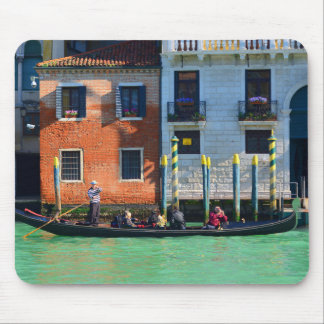 Venetian gondolier mouse pad