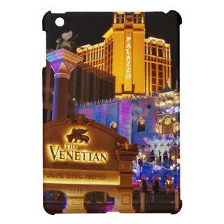 Venetian Las Vegas Decorative Evening Lights iPad Mini Cases