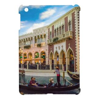 Venetian Las Vegas Gondola Canal Architecture iPad Mini Cover