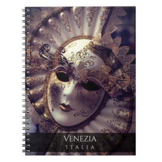 Venetian Masquerade Notebooks