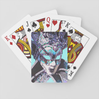 Venetian Masquerade Poker Deck