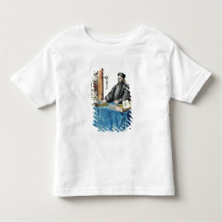 Venetian Moneylender, from an illustrated book Toddler T-Shirt