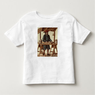 Venetian Tobacco Vendor Toddler T-Shirt
