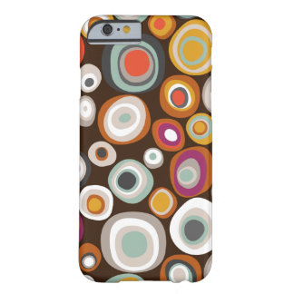 veneto boho spot chocolate barely there iPhone 6 case