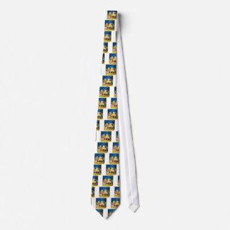 Veneto (Italy) Flag Tie