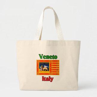 Veneto Italy Jumbo Tote Bag