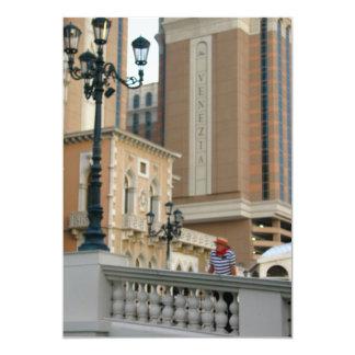 Venezia 13 Cm X 18 Cm Invitation Card