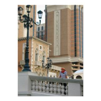 Venezia Personalized Invitations