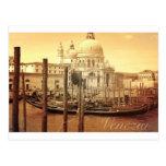 Venezia, Venice Italy Postcard