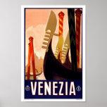 Venezia Venice Italy Vintage Travel