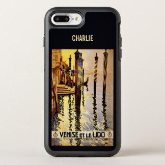 Venezia Venice name phone OtterBox Symmetry iPhone 7 Plus Case
