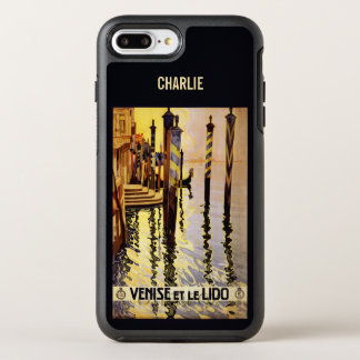 Venezia Venice name phone OtterBox Symmetry iPhone 8 Plus/7 Plus Case