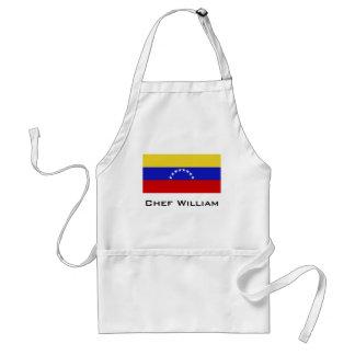 Venezuala Flag Standard Apron