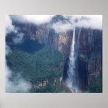 Venezuela, Angel Falls, Canaima National Park Poster