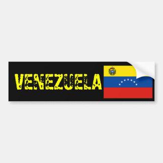 VENEZUELA BUMBER STICKER