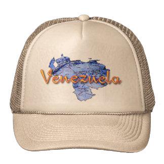 Venezuela Trucker Hats