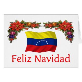 Venezuela Christmas Card