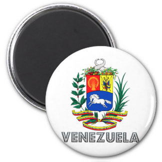 Venezuela Coat of Arms Refrigerator Magnet