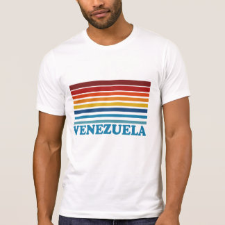 Venezuela Color Bars Destroyed T-Shirt