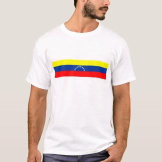 venezuela country flag british nation symbol T-Shirt