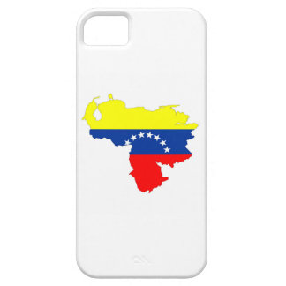 venezuela country flag map shape symbol iPhone 5 cover