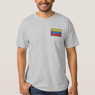 Venezuela Embroidered T-Shirt