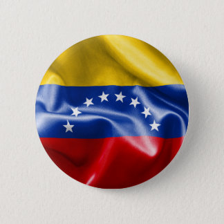 Venezuela Flag 6 Cm Round Badge