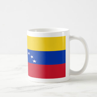 Venezuela Flag Coffee Mug